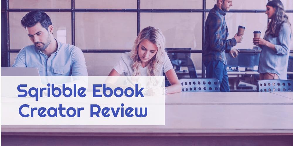 Sqribble-ebook-creator-review