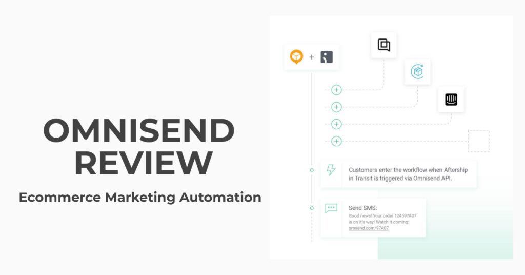 Omnisend Ecommerce Marketing Automation