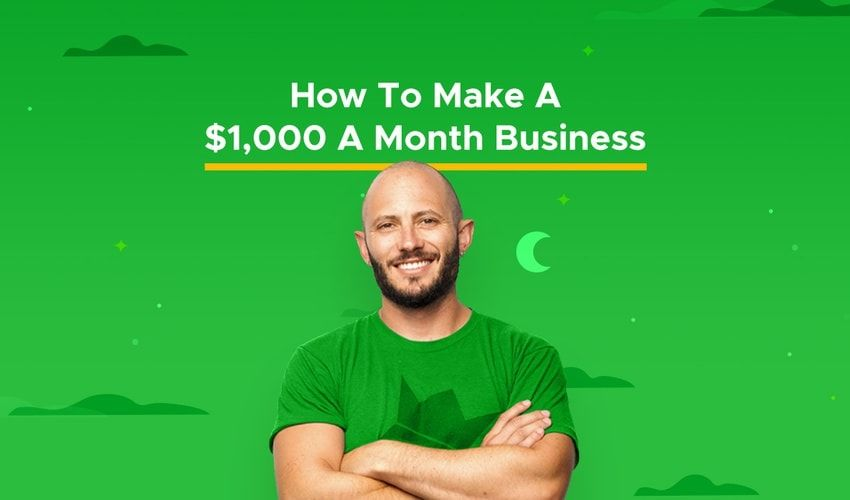 Appsumo how to make a 1000 a month business course lifetime deal