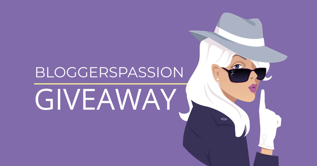 BloggersPassion Giveaway