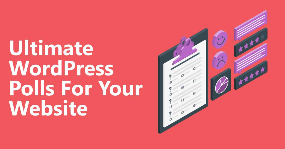 Create WordPress Polls and Surveys with WPForms