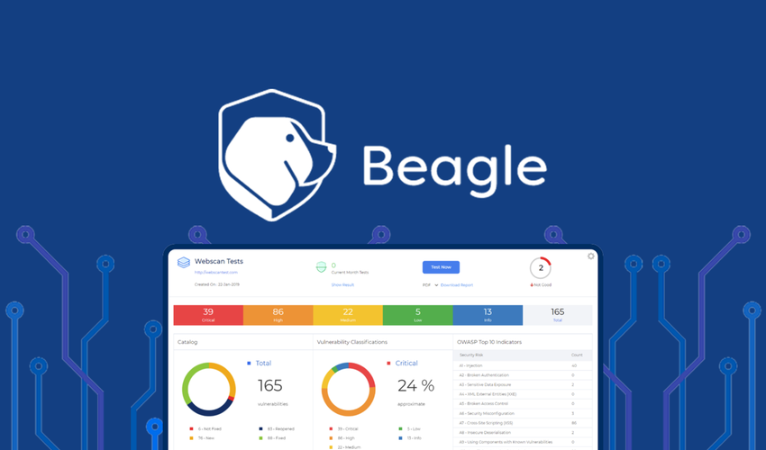 appsumo beaglesecurity lifetime deal