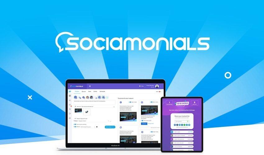 appsumo socialmonials lifetime deal