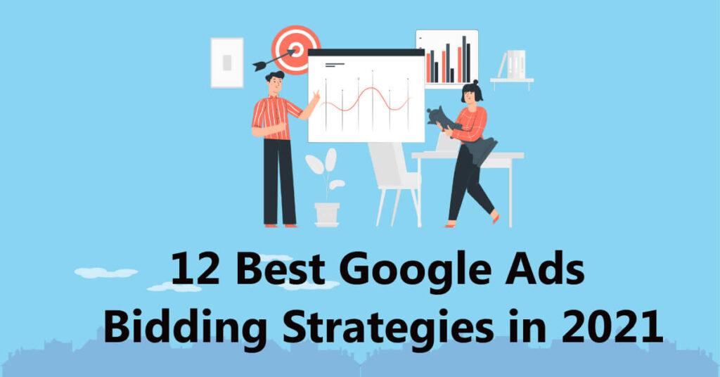 best google ads bidding strategies
