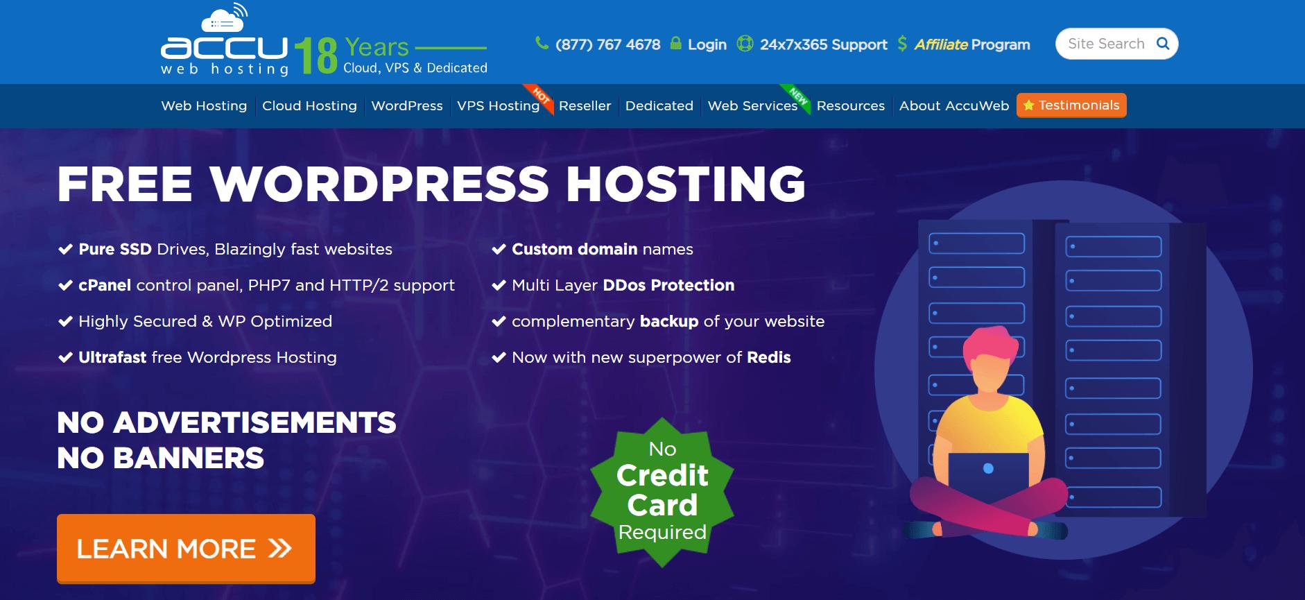 accuwebhosting free trial