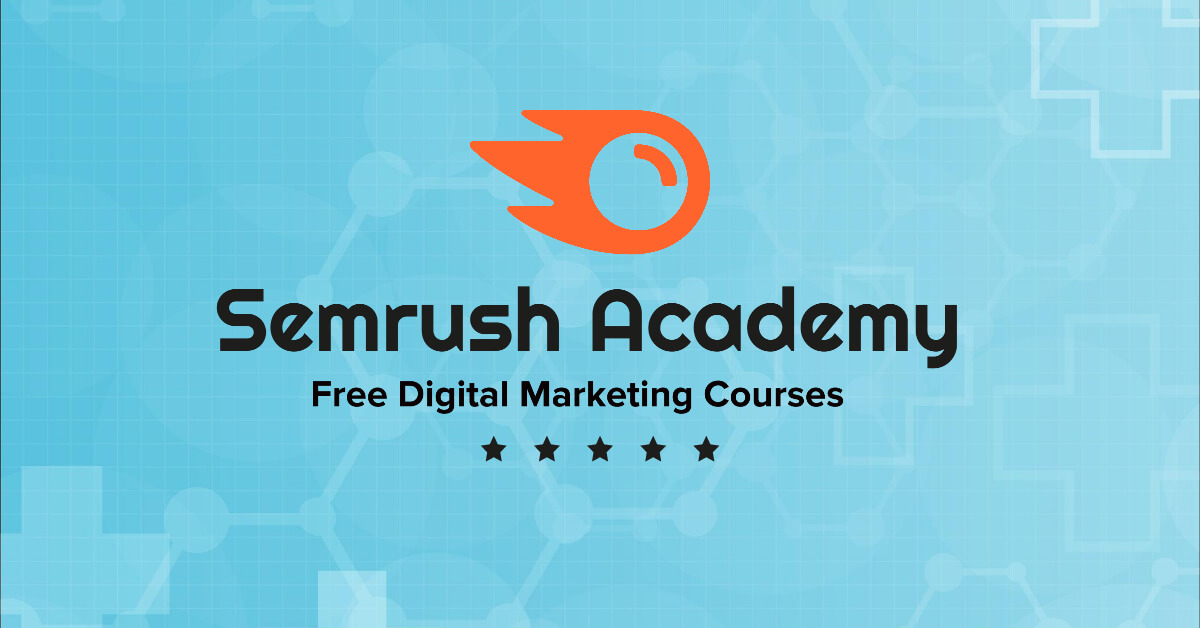 Semrush Academy Review 2021 : Free Online Digital Marketing Courses and Certifications